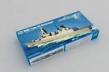 HMS type 45 destroyer 1/350 Trumpeter
