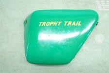 1973 Triumph TR5T TR5 Daytona Trophy Trail 500 T100C *2307 LEFT SIDE COVER