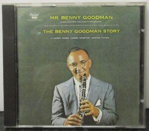 BENNY GOODMAN - Story ~ CD ALBUM