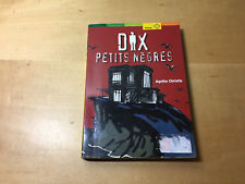 Used - Book Libro DIX PETITS NÈGRES - Agatha Christie - FRENCH  FRANCES - Usado