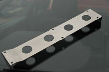 TOYOTA MR2 MK1 STAINLESS STEEL ENGINE VALLEY HT lead COVER PLATE 4AGE AW11 AE86