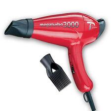 TURBO POWER MEGA TURBO 3000 Professional Hair Dryer *RED* Model 308 NEW