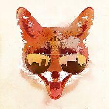 FANTASY ART PRINT Big Town Fox Robert Farkas