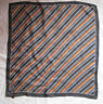 Superbe Foulard  100% soie  70cm x 70cm TBEG vintage scarf