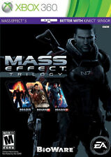 Mass Effect Trilogy Xbox 360 Brand New *DISPATCHED FROM BRISBANE*