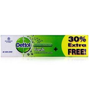 Dettol Fresh Everyday Protection Lather Shaving Cream 60 Gram + 30% Extra