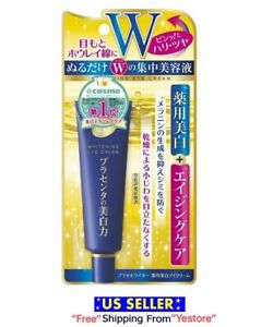 Japan Award #1 Meishoku Medicated Placenta Whitening Anti-aging Eye Cream 30g