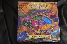 Mattel Harry Potter And The Sorcerer's Stone Trivia Board Game COMPLETE IN BOX