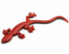 NEW Red Audi Gecko Lizard Emblem Badges for A4 A5 A7 Q7 Q5 Quattro Fender Trunk