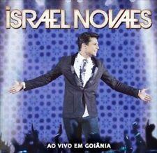 Israel Novaes - Ao Vivo Em Goiania [New CD]