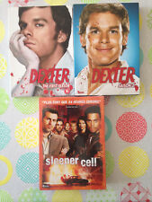 coffrets dvd dexter saison 1 et 2,splinter cell