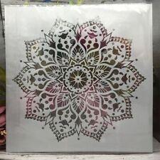 Art Walls Painting Craft Layering Mandala Stencils Album Embossing