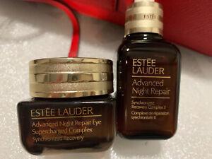 Estee Lauder ADVANCED NIGHT REPAIR PAIR New!