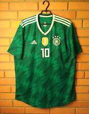 Germany Player Issue Jersey 2017 2018 Away XXL Shirt Adidas Trikot Maglia Soccer