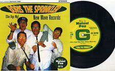 """Boris The Sprinkler - New Wave Records 7"""" FIRST PRESS Screeching Weasel Queers"""