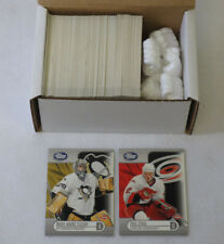 2003-04 Pacific Calder Hockey Silver Parallel Set (1-140) Fleury Staal