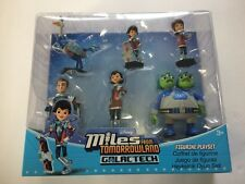 "Disney Collection, ""Miles from Tomorrowland"" Age 3+ / 6 Figurines playset / New"