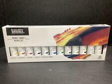 Liquitex Professional Heavy Body Acrylic Classic Colors Set 3699312 12pc