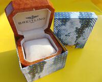 BREITLING BOX UHRENBOX WATCH BOX CASE CAJA DE RELOJ B226