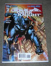 Batman the Dark Knight 1 (2011 - 1st print) NM  DC New 52