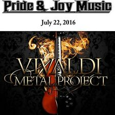 Four Seasons - Vivaldi Metal Project (2016, CD NEUF)