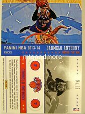 Panini NBA (Adrenalyn XL) 2013/2014 - #015 Carmelo Anthony - Above the Rim