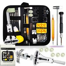 Watch Repair Kit Leather Invicta Gold Watchband Adjustment Tool With Case