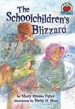 The Schoolchildren's Blizzard (On My Own History)-ExLibrary