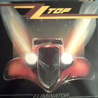 ZZ Top / Eliminator Germany 1e press 923774-1 A2/B2 excellent LP vinyl
