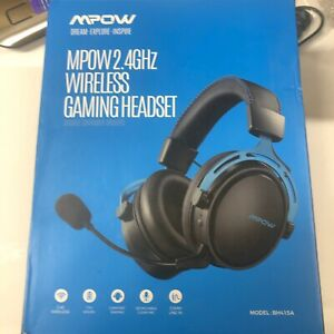 Blue MPOW Air 2.4G Wireless Gaming Headset BH415A for PS5/PS4/PC Computer/Switch