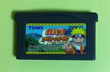 NARUTO RPG GBA Nintendo Gameboy Advance JAPAN USED