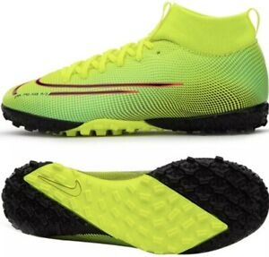 Nike Men's Superfly 7 Academy MDS Turf Indoor Soccer Shoes Size 6 BQ5407-703