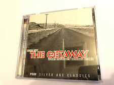 THE GETAWAY (Jerry Fielding) OOP FSM Ltd (3000) Score OST Soundtrack CD + DVD EX
