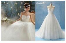 Alfred Angelo V Neck A-line Wedding Dresses