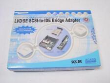 NIB ACARD Technology AEC-7722 LVD/SE SCSI-to-IDE Bridge Adapter  #ch