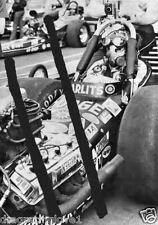 """Don """"Big Daddy"""" Garlits """"SlingShot"""" 1960s Top Fuel Dragster """"Cockpit"""" PHOTO!"""