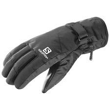 Salomon Men's Force Dry Gloves Black/black Medium