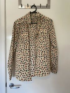 Maison Scotch (bought this in Canada) Size S.