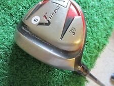 """Nike Victory Red STR8-FIT Tour 3 Wood 15*/Project X 6.0 Stiff graphite LH 43"""""""