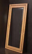 "Kraftmaid Kitchen Husk Suede Maple Glass Door 4 Wall Cabinet 18""x36"" Or 36""x36"""