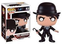 "ANIMATION Figurine POET ANDERSON ""POP"" FUNKO 83"