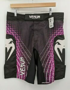 Venum Electron Fight Shorts Fighting Gear NWT Size Large 34 / 35