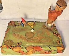 Tom Clarrk Gnomes 1999 At Pinehurst Nc The Open Payne Stewart