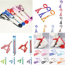 Pet Puppy Dog Cat Traction Harness Collar Pet Dog Leash Rope Belt Strap String//