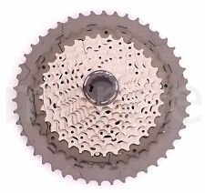Shimano Deore XT CS-M8000 Mountain Bike MTB Cassette 11S,11-46T,fit XTR M9000