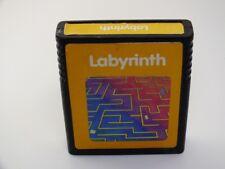 !!! ATARI 2600 SPIEL Labyrinth, gebraucht aber GUT !!!