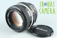 Nikon Nikkor 50mm F/1.4 Ais Lens #26268 I1