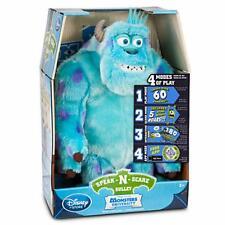 Disney Sulley Speak-N-Scare Talking Action Figure - Monsters University NWT