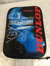 Dunlop Revelation Table Tennis Padded Paddle Case - Zip Close