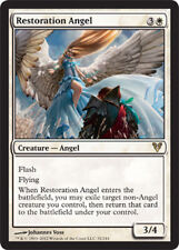 Restoration Angel x4 PL Magic the Gathering 4x Avacyn Restored mtg card lot